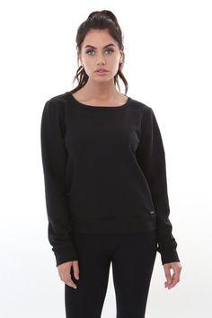 Cerise Sweatshirt Black