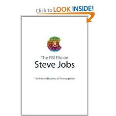 An uncensored inside look into the mind of one of the most controversial entrepreneurs in history.    Steven Paul Jobs (1955–2011) was a founder and leader of Apple Inc. (formerly Apple Computer Inc.) and one of the world's most successful businessmen. In 1991, Jobs was considered for an appointed position on the U.S. President's Export Council—a position he accepted after the FBI performed this extensive background check (totaling 191 pages).     Gift this book at $2.10 only!