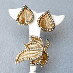 #vintage #jewelry #fashion #LeafDemi