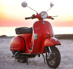 Vespa PX 125 / 150  from: http://users.telenet.be/coopmanbikes/indexm.htm