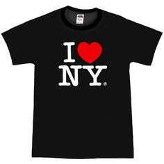 Classic I Love NY T-Shirt XL