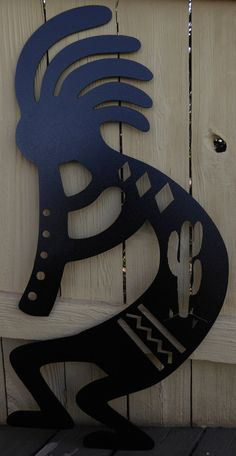 Kokopelli Wall Art (inside or outside)
