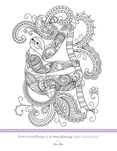 Another free adult coloring book page from Blue Star Coloring. This is a sneak peak from one of 3 new releases coming this week! We are excited and hope you enjoy! Simply print, color, and relax! Available on www.bluestarcoloring.com November 5