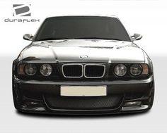 1989-1995 BMW 5 Series M5 E34 Duraflex SR-S Front Bumper Cover - 1 Piece