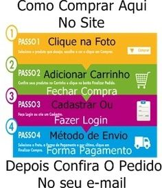 COMO COMPRAR AQUI NO SITE http://www.geraldosouzamagazine.com.br/