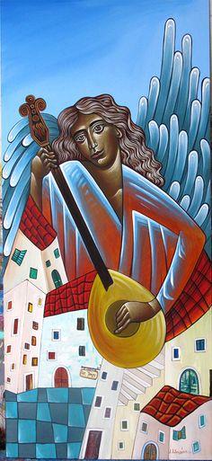 Alexandros Androulakis Painter Artist, Artist Painting, Artist Art, Classical Period, Classical Art, Modern Art, Contemporary Art, Greece Painting, Hellenistic Period