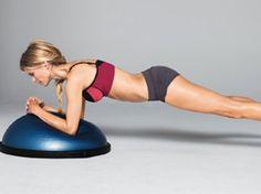 Marisa Miller workout
