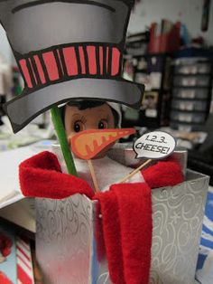 The motherload of elf on the shelf classroom ideas!