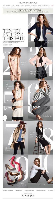 gorgeous lookbook style edit