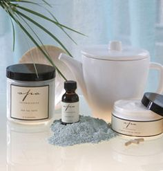 Spa Technologies is my all time sware by skin care line! all marine based