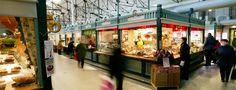 Tampereen Kauppahalli - indoor market