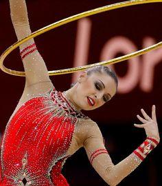Kanaeva total RED!!