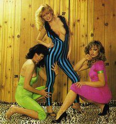 Retrospace: Catalogs #7: Catalog for Solid Gold Dancers