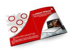 Brochure design, photoshop, by d.m design