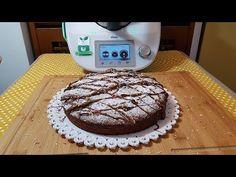Torta soffice alla nutella bimby per TM5 e TM31 - YouTube