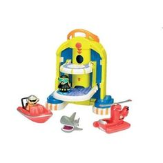 Tomy Action Rescue Centre