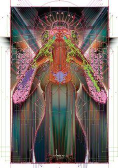 ARTISTIC FREEDOM by Orlando Arocena, via Behance