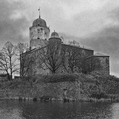 Выборг, Выборгский замок, Башня Святого Олафа. Viipuri (фото Alex Timly)