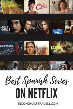 learning spanish Love watching Spanish TV shows to improve your Spanish? Discover the best Spanish TV series on Netflix streaming now. Spanish Language Learning, Learn A New Language, Teaching Spanish, Dual Language, German Language, Japanese Language, French Language, Italian Language, Chinese Language