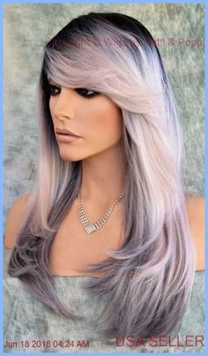 Purple Wig Best Black Hair Dye Light And Dark Purple Hair – porjack Best Black Hair Dye, Dark Purple Hair, Purple Wig, Hairdo For Long Hair, Short Hair Wigs, Human Hair Wigs, Little Girl Hairstyles, Trendy Hairstyles, Short Haircuts