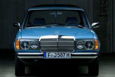 #Mercedes-Benz #Mercedes #W123 #240D