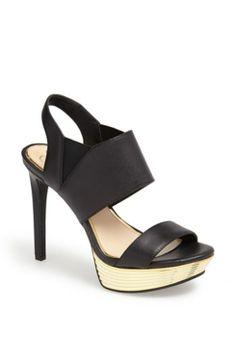 d4f62ee1b7dcde Jessica Simpson  Feehamm  Sandal Black 6 M gifters.com black dress shoes for