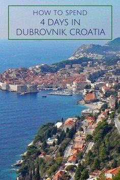 four-days-in-dubrovnik