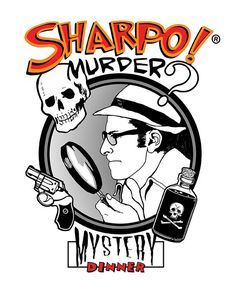 Mystery Parties, L.A. Party Entertainment, Comedy, Magic, Sharpo!