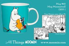 60 Moomin mug Moomintroll Moomin Mugs, Your Cards, Childhood, History, Tableware, Design, Products, Infancy, Historia