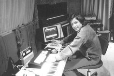 Jean Michel Jarre and the Fairlight CMI