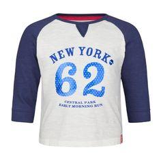 WE Fashion T-shirt lange mouw | Winter collectie | kleertjes.com #Newyork #fashion #kids #kinderkleding #kidsfashion #meisjeskleding #girls #trends