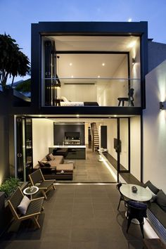 Build Container Home 851461873285064761 - modern container house design ideas 22 41 Modern Container House Design Ideas Source by Narrow House Designs, Small House Design, Modern House Design, Modern Glass House, Minimalist House Design, Minimalist Home, Casas Containers, Loft House, Loft Design