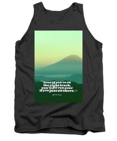 Inspirational Timeless Quotes - Will Rogers - Tank Top