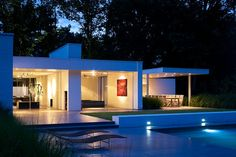 Tim Van de Velde modern architecture house home