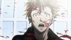 Psycho-pass - Kagari- I nearly cried at this scene in the anime :( Manga Boy, Anime Manga, Anime Art, Cartoon Games, Cartoon Shows, All Time Low, Psycho Pass Kagari, Blue Exorcist, Anime Life