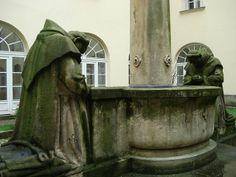 Pálosok kútja, Budapest Budapest, Hungary, Fountain, Europe, Outdoor Decor, Water Fountains