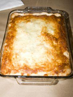 from bakerlady creamy white chicken and artichoke lasagna creamy white ...