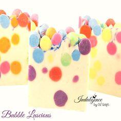 Bubble Luscious Handmade Artisan Soap