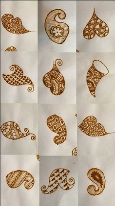 filling mehndi design - Google Search