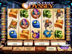 #onlinegokkasten Dyssey - speel online gokkasten en zoeken naar nieuwe updates op gokkasten online alleen bij gokkasten online co nl