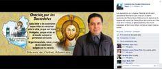 El mensaje de la Catedral de Altamirano colocado en su página de Facebook.