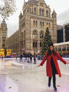 london christmas Christmas Skating in London - The Londoner Christmas In Europe, London Christmas, Christmas Time, Ulzzang Girl Fashion, Highgate Cemetery, London Winter, London Instagram, Beste Hotels, Westminster Abbey