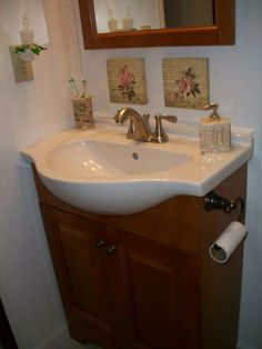 Home Depot Glacier Bay Chelsea Vanity Sink