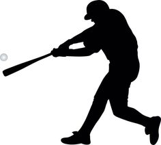 Baseball Pitcher Fastball Version 1 Vinyl Wall Decal Sports Silhouette