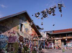 Städtereise nach Ljubljana: Metelkova Mesto - das kreative Herz von Sloweniens Hauptstadt