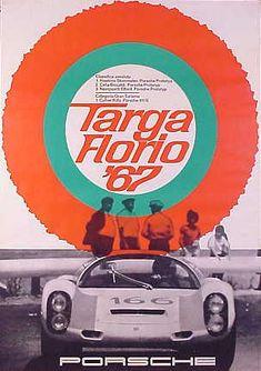 Poster: Targa Florio 1967