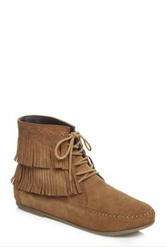 LTS Silas Suede Moccasin Boot
