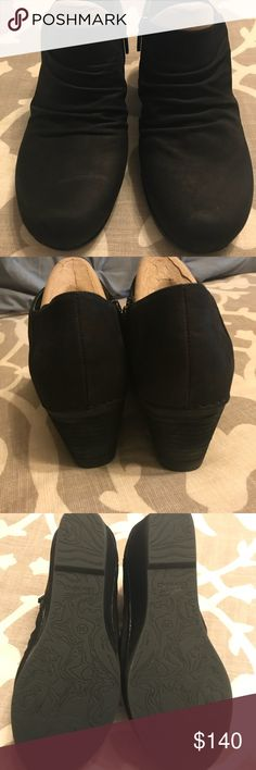 Dansko Scheena Booties NIB Never worn! Didn't fit the way I wanted. They are a low cut bootie. Very comfortable and stylish for Dansko. Dansko Shoes Ankle Boots & Booties