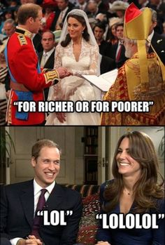 They'll never be poor. ;)