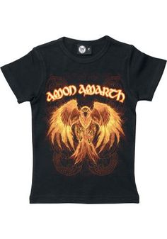 Burning Eagle - T-shirt van Amon Amarth